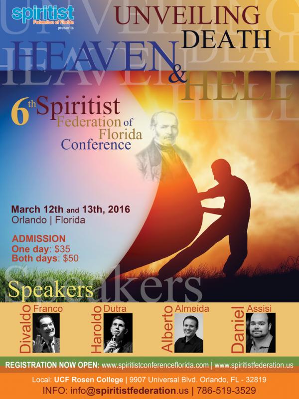 Conferência da Federação Espirita da Florida 2016